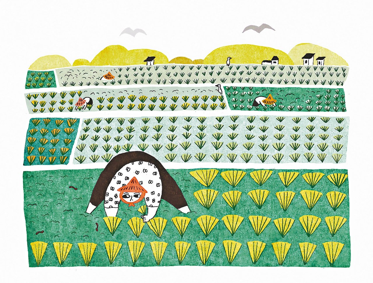 世居濁水溪畔的夫家,在落後農鄉稱得上是「小地主」。婆婆在生時總是自我調侃說:「我...