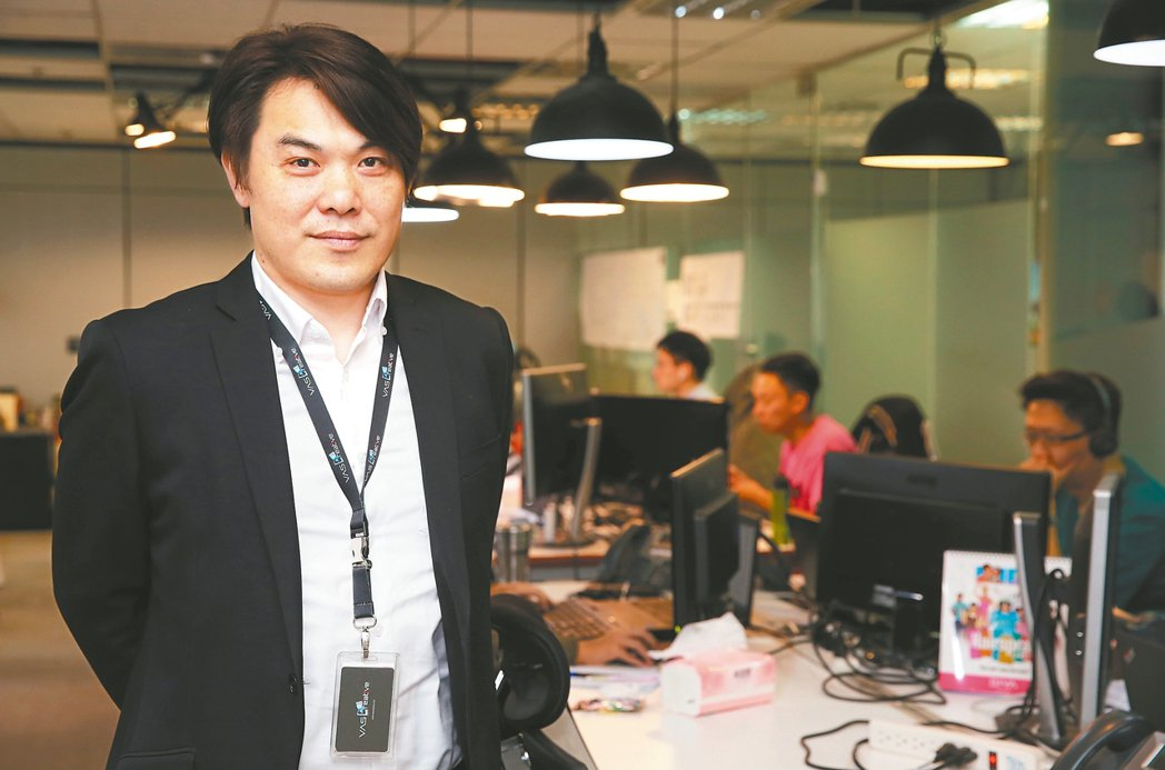 移動商務執行長王天明