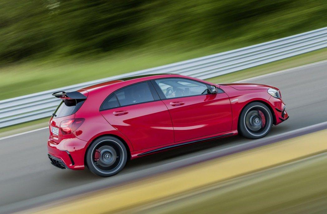 Mercedes-AMG預計2017年將販售超過十萬輛。圖/Mercedes-A...