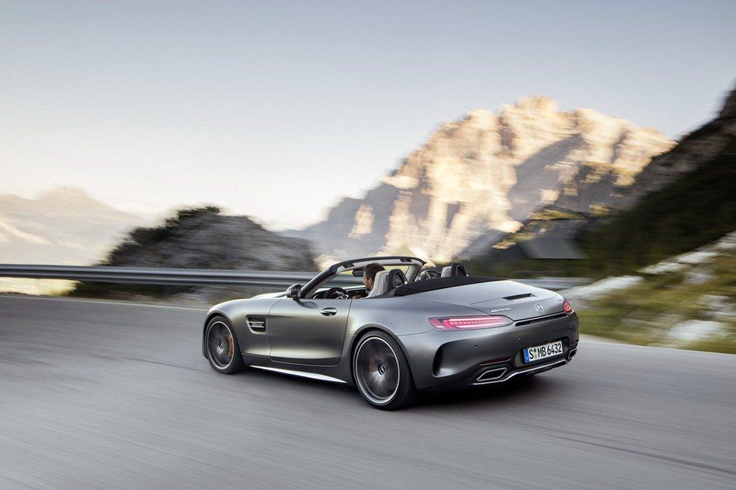 Mercedes-AMG預計2017年將販售超過十萬輛。圖/Mercedes-AMG提供