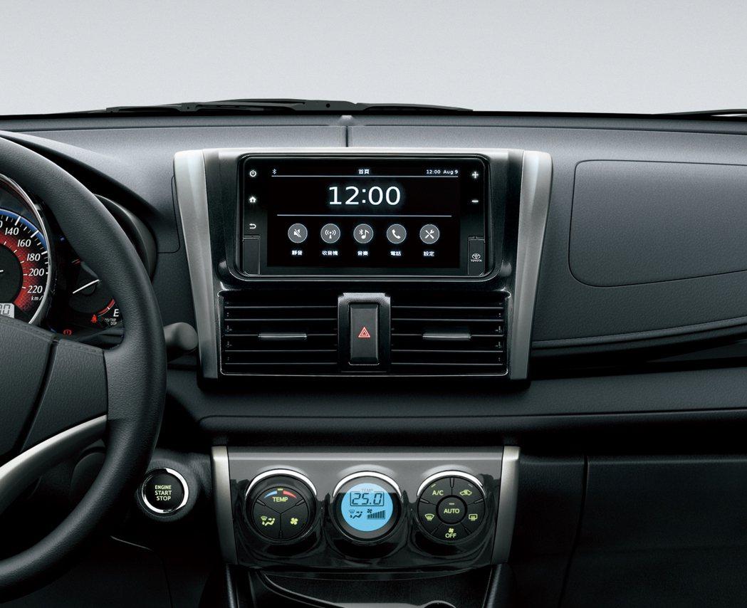 Drive+隨行駕駛系統。 圖/和泰汽車提供