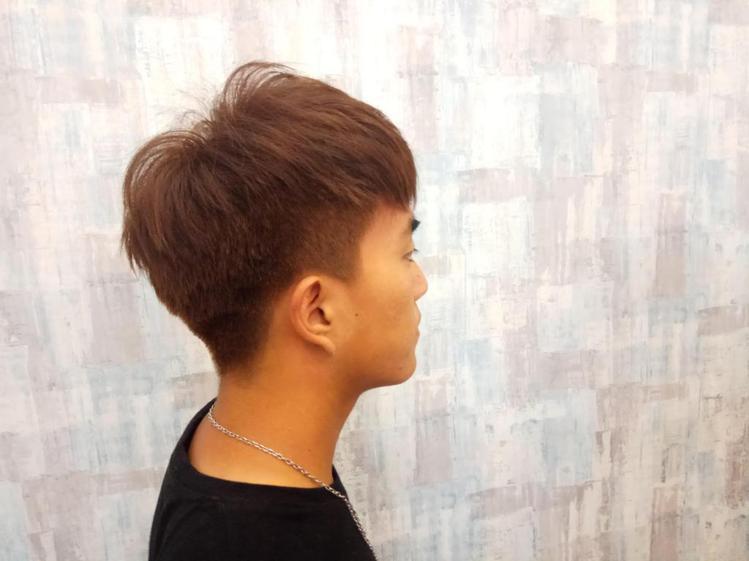 髮型創作/曼渲髮型頭皮養護館 - 吳宗達。圖/HairMap美髮地圖提供