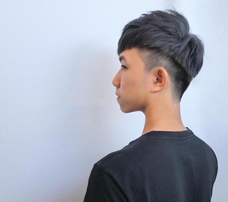 髮型創作/米蘭時尚髮型 金華二店 - Emma。圖/HairMap美髮地圖提供