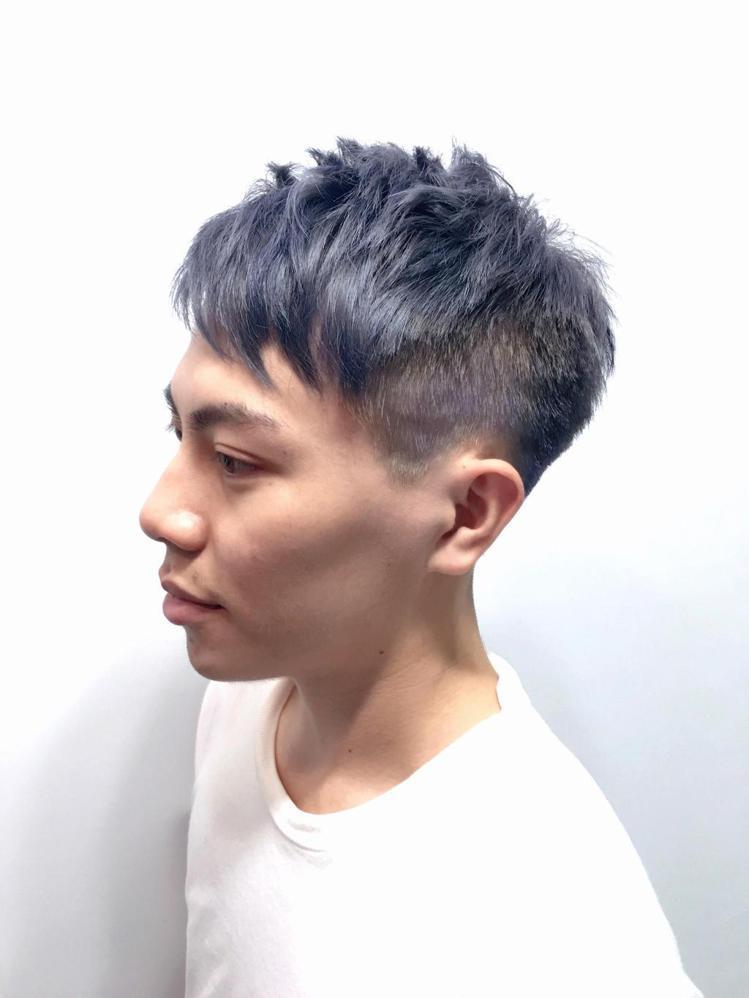髮型創作/諾亞藝術造型新莊一館 - Noya湘蓉 。圖/HairMap美髮地圖...