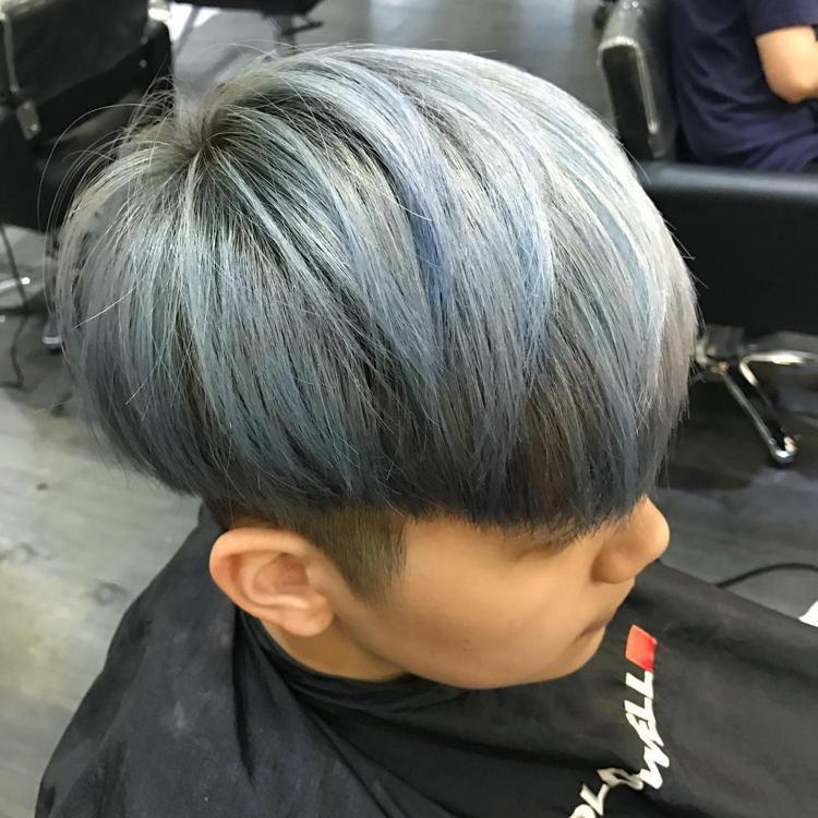 髮型創作/I.A HAIR Styling - Anna Kao。圖/HairM...