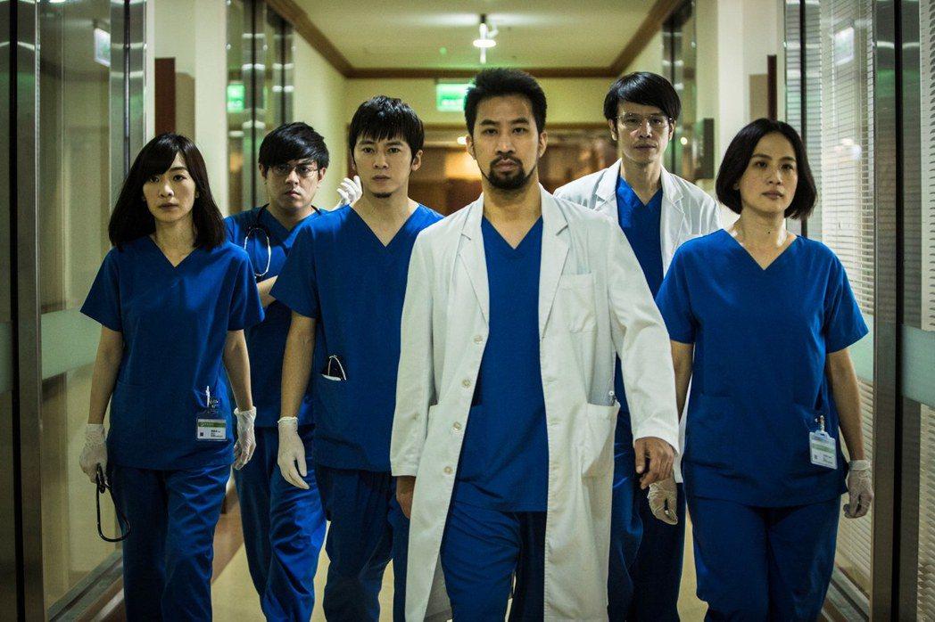 「麻醉風暴2」備受觀眾期待。圖/台北電影節提供