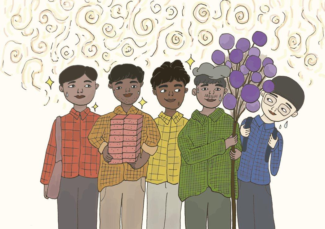 「為什麼印度的男人幾乎都穿長袖襯衫?」走在新德里街頭,第一次到訪印度的朋友轉頭問...