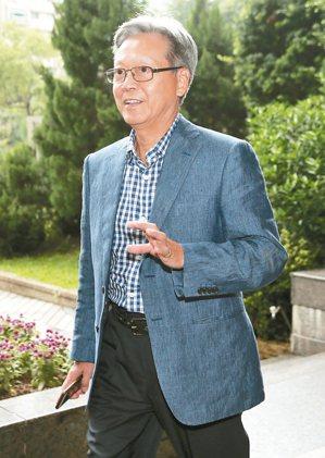 大華建設昨天舉行股東會,前董事長林文亮主導的公司派大獲全勝。 記者徐兆玄/攝影