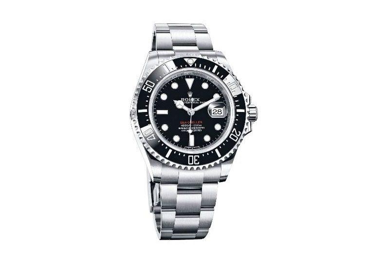 勞力士50周年紀念款Sea-Dweller Ref.126600潛水表,約33萬...