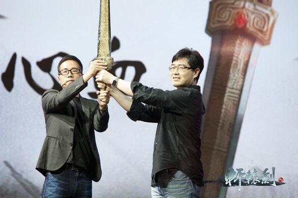 「軒轅劍之父」蔡明宏將出任輕國風《軒轅劍》手遊之監製與顧問。