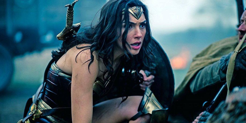 「神力女超人」上映以來屢破票房紀錄。圖/華納兄弟提供