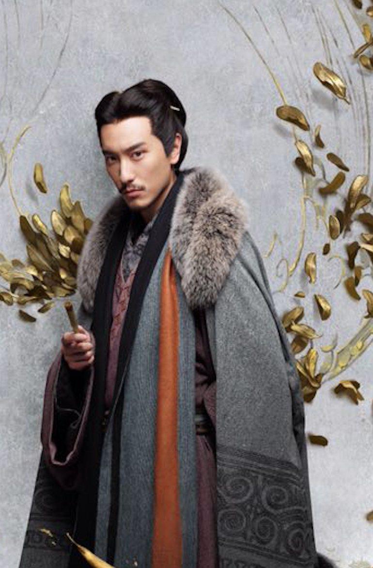 王陽明的郭嘉扮相。圖/帝國娛樂提供