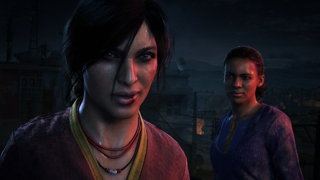 《Uncharted: The Lost Legacy》遊戲畫面。圖/台灣索尼互...