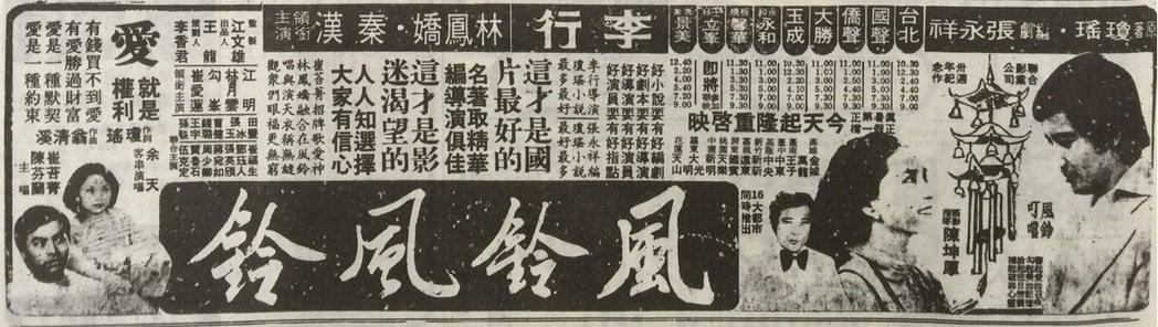 圖/翻攝自民國66年自立晚報
