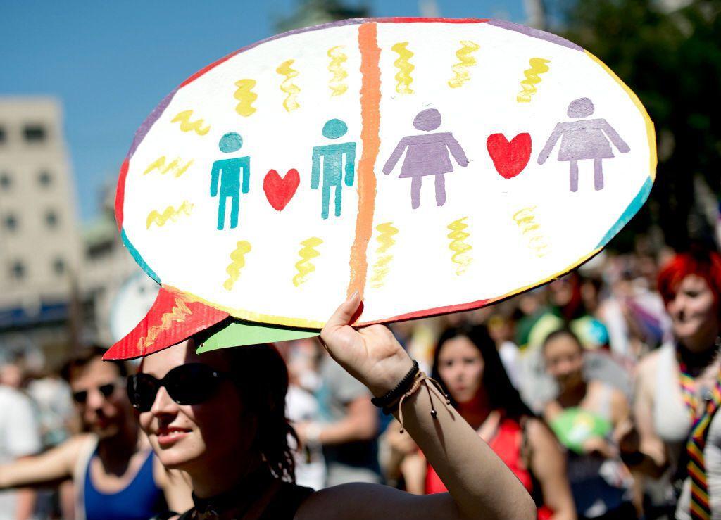 「所有人的婚姻自由權」是近年來德國相當熱門的政治議題,德國能否如台灣一樣透過司法...