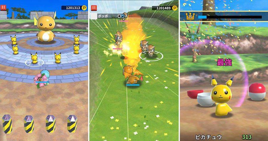 Pokémon公司官方正式對外公開旗下最新手機遊戲《PokéLand》(原名:ポ...