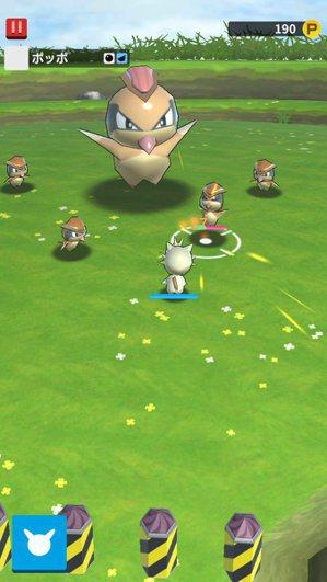 玩家還能與作為敵人登場的寶可夢成為夥伴。 圖/擷自Twitter