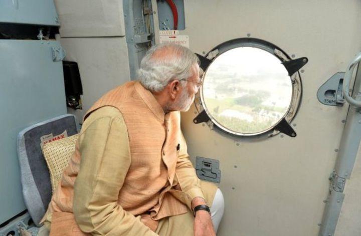 印度總理莫迪推特原圖。 圖/取自莫迪推特