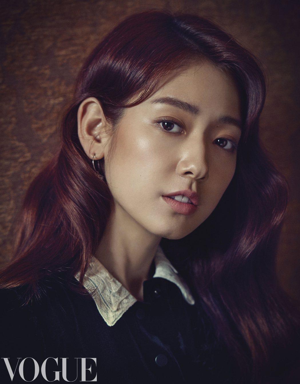 韓國女星朴信惠。圖/VOGUE提供