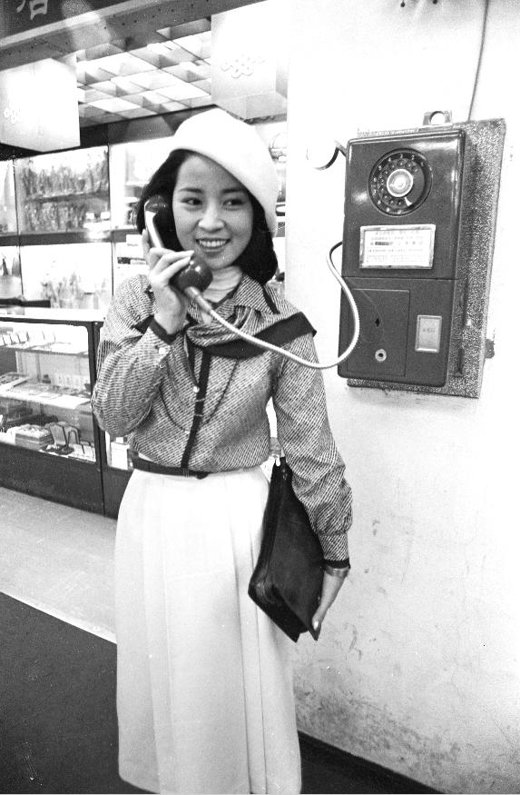 林鳳嬌為了「風鈴.風鈴」前往新加坡拍外景。圖/報系資料照片