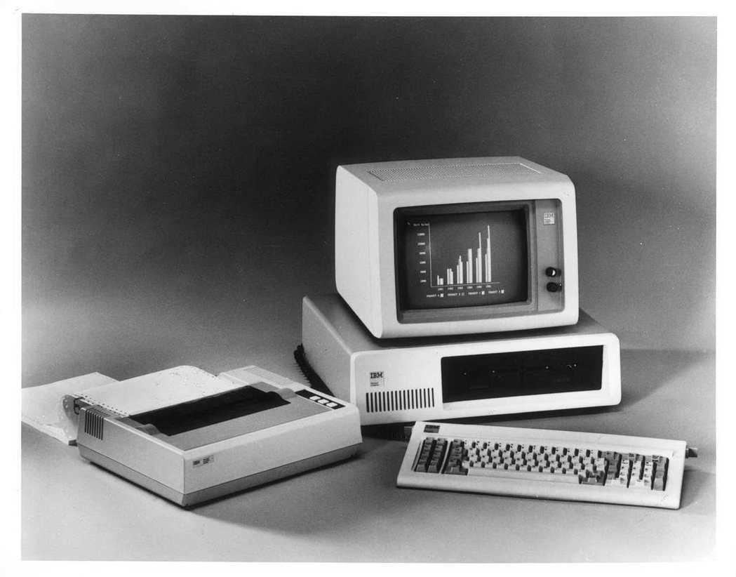 「PC 5150」(如圖)世界第一部個人電腦距今已誕生20年,在這二十年內PC運...