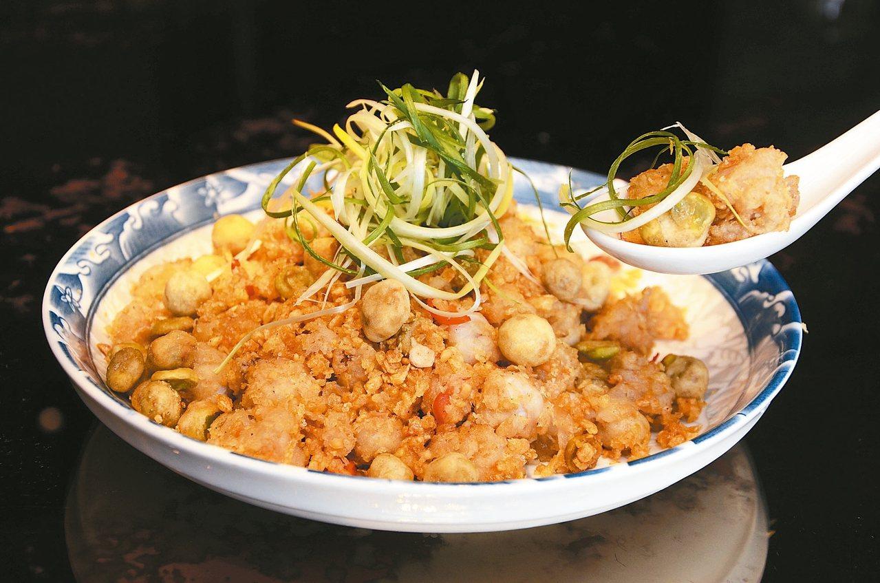 熱炒七龍珠 圖/黃冠穎
