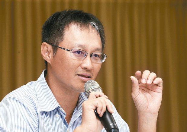 群聯董事長潘健成。 報系資料照