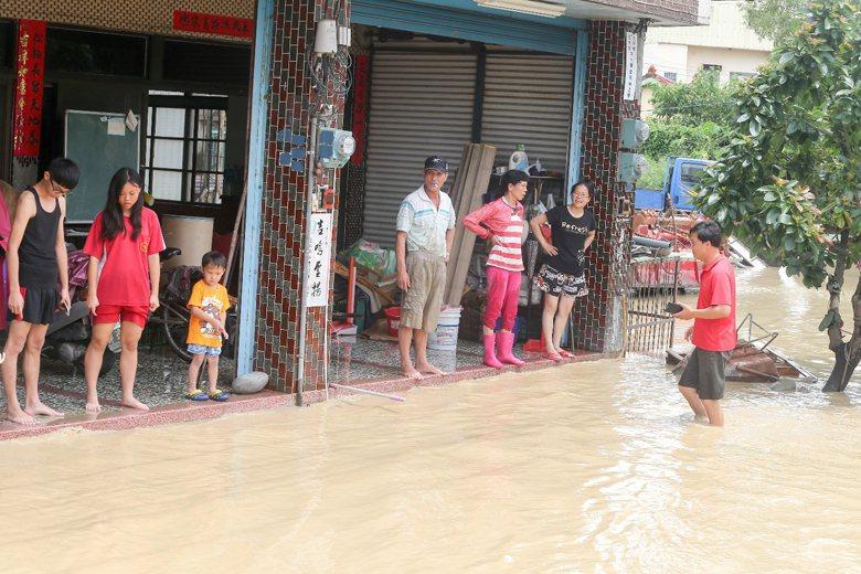 要打造一個「不怕水淹」的城市並非天方夜譚,也不見得需要高科技。只是願不願意而已。 圖/聯合報系資料照