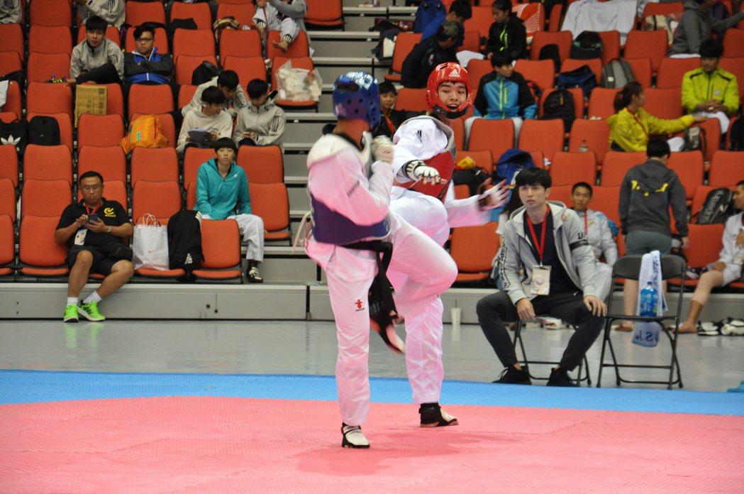 世界跆拳道聯盟(World Taekwondo Federation)的英文縮寫...