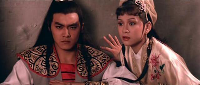 爾冬陞與余安安主演邵氏重拍版「如來神掌」。圖/摘自yunidewi