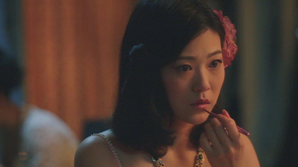 曹雅雯第一次演戲有不少內心戲。圖/民視提供
