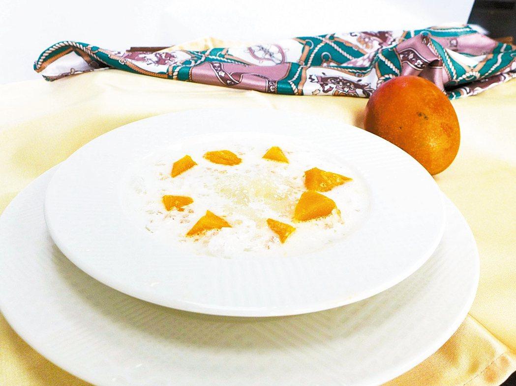 芒果西米撈