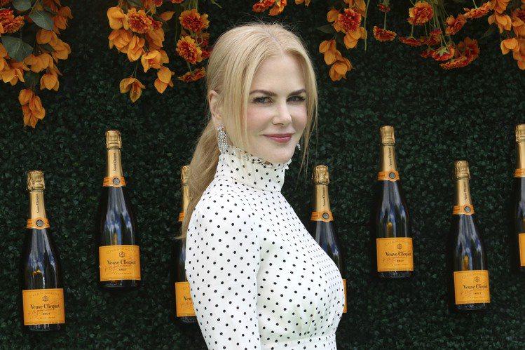 Nicole Kidman。圖/美聯社