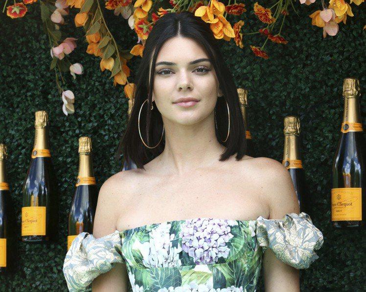 Kendall Jenner。圖/美聯社