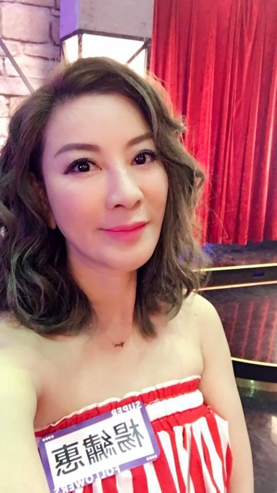 楊繡惠和男友分手後,至今仍小姑獨處。圖/摘自楊繡惠臉書