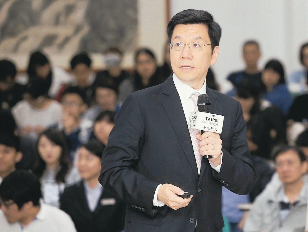 創新工場創辦人暨執行長李開復。圖/報系資料照