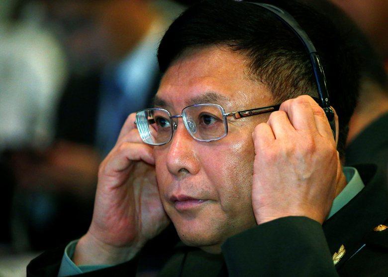 馬蒂斯在演講中提到《臺灣關係法》,卻沒有在回應中也提到與中國的三公報,引起軍事科...