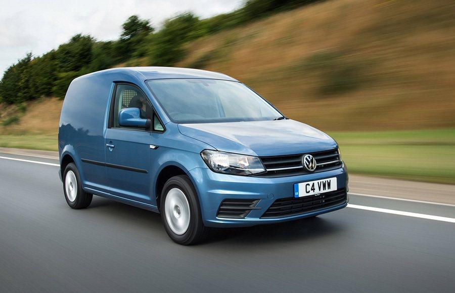 Volkswagen commercial vehicle提供