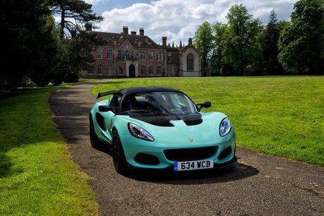 Lotus Elise Cup 250更輕更帥 不用大馬力也樂趣十足