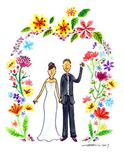 那天收到荷蘭女孩的婚禮邀請卡,心裡著實替她高興,她的未婚夫Mark是威爾斯人,帥...