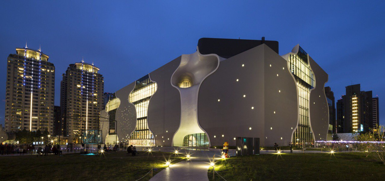 台中歌劇院。圖/台中市政府提供