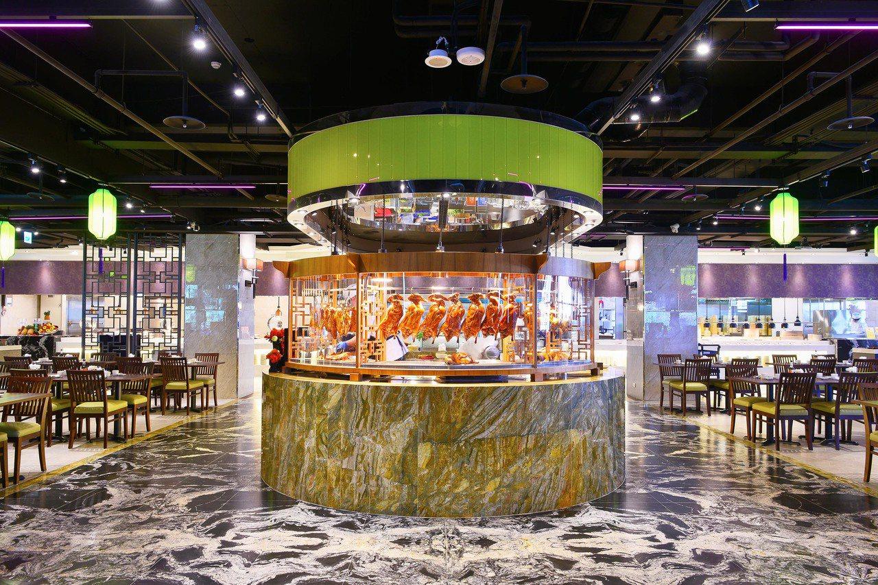 潮坊全台最大分店座落在台北內湖。圖/大八集團提供