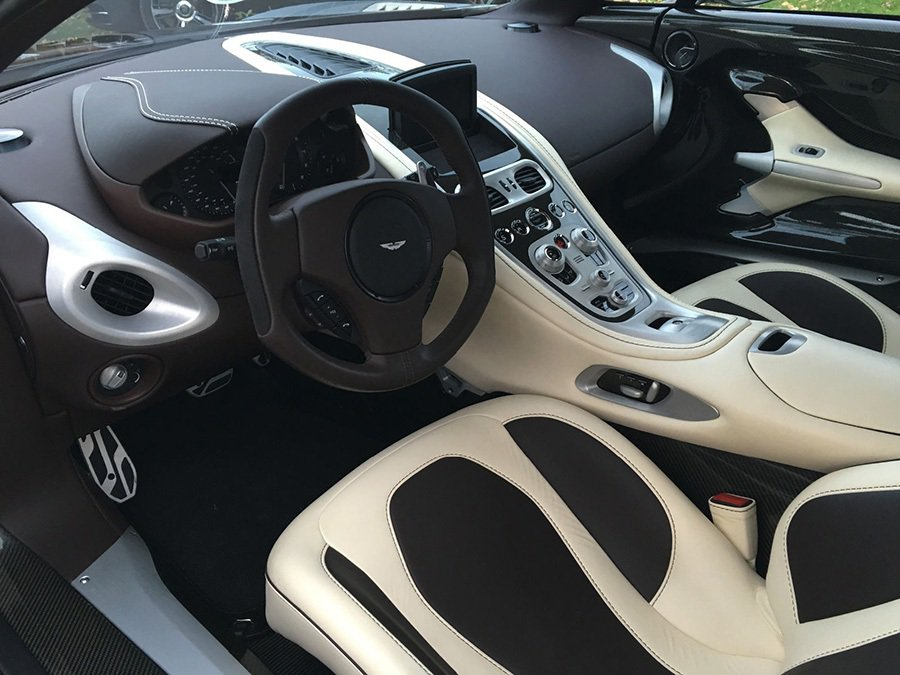 Aston Martin One-77 摘自carsooops
