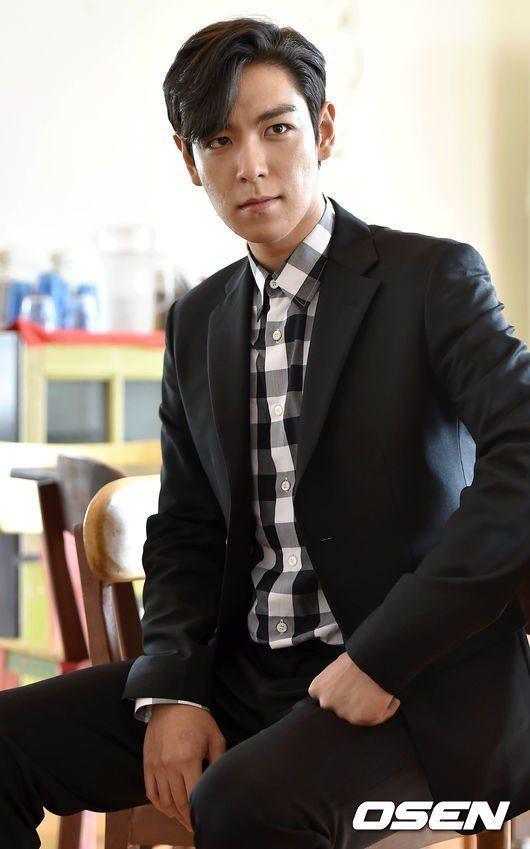 T.O.P驚傳昏倒送醫。圖/摘自OSEN