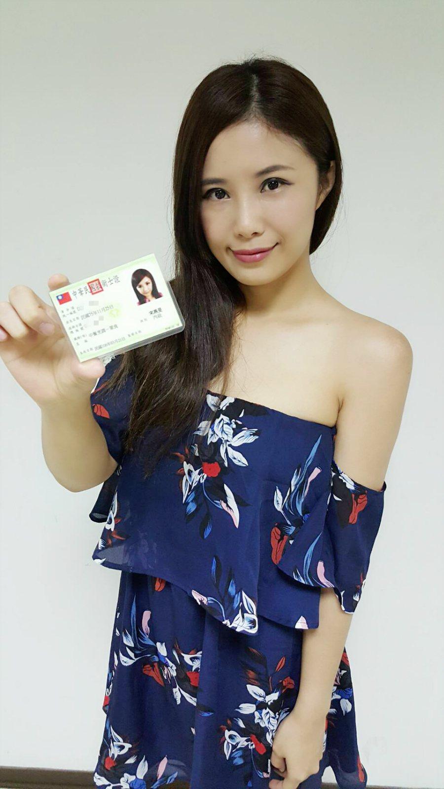 宋燕旻考到中餐丙級證照。圖/宋燕旻提供