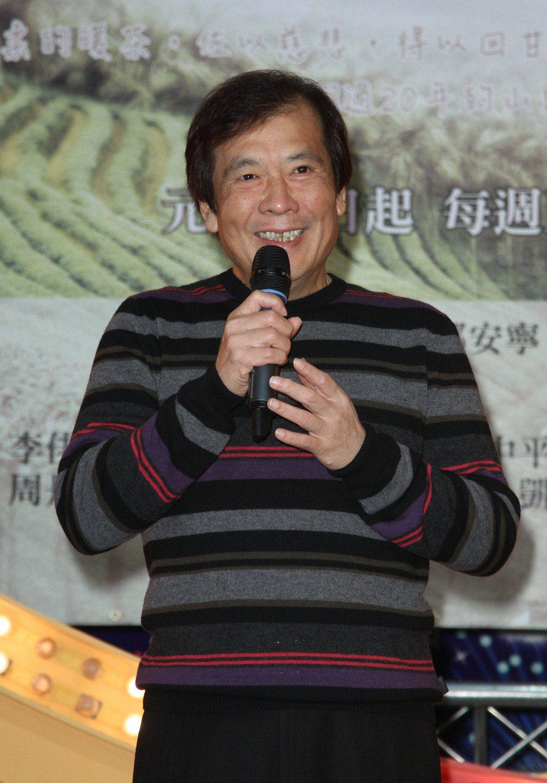 華視總經理郭建宏。圖/本報資料庫
