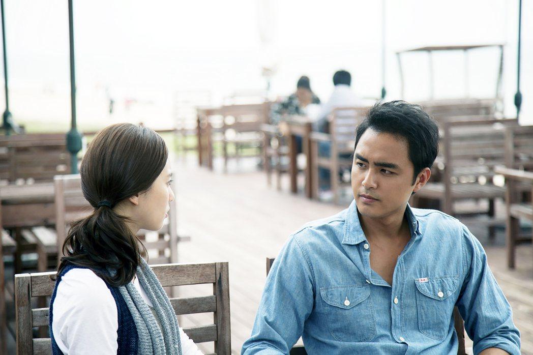 明道、劉詩詩演出「天使的幸福」隔了6年才播出。圖/明道工作室提供