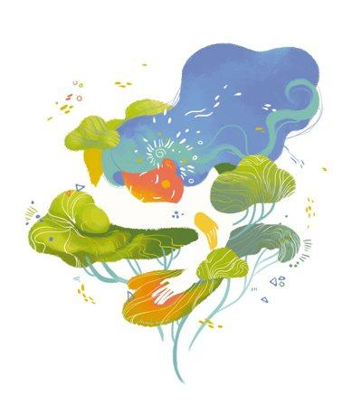 她用簡潔美麗的文字誘惑我,「這裡環境幽靜,天光雲影共徘徊,來雙溪玩吧!」 圖/N...