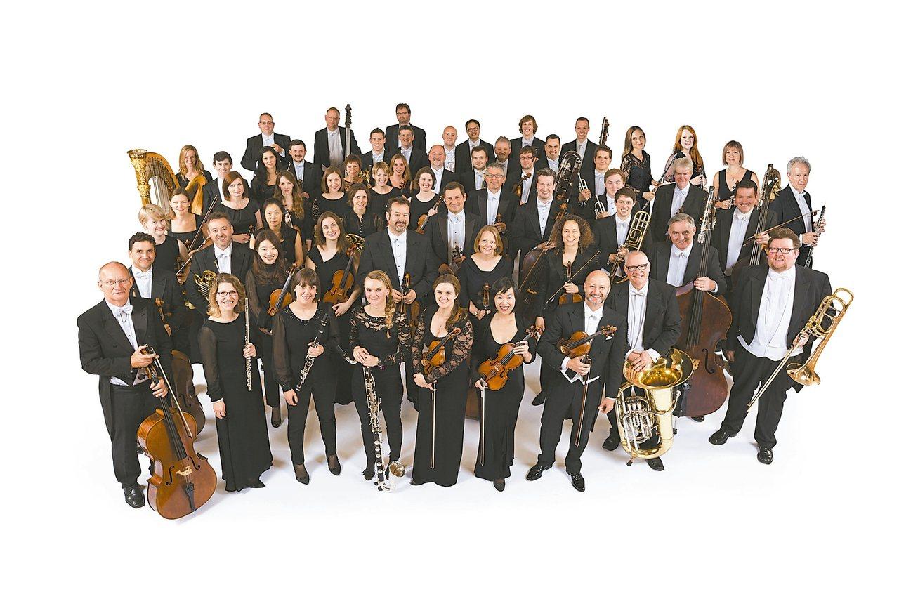 聞名全球的英國皇家愛樂管弦樂團(圖)今秋訪台,九月廿五日、廿六日於國家音樂廳連演...