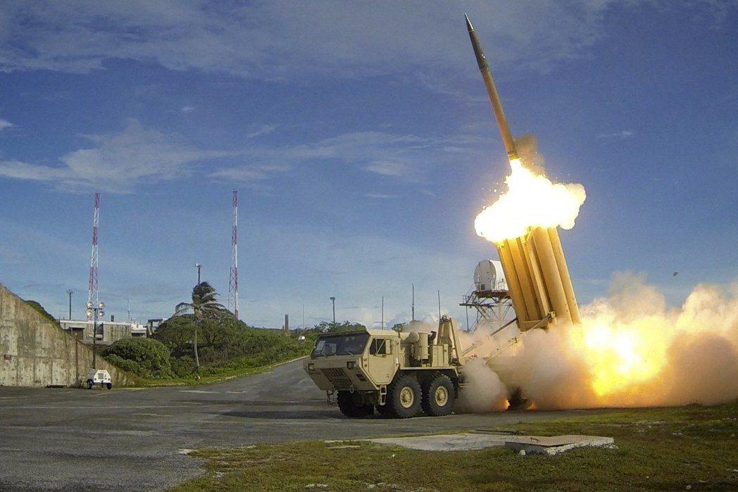 南韓總統文在寅指示國防部,重新對薩德部署地進行環評。(歐新社資料照片)